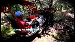 Mesin-mesin Angkut untuk Kelapa Sawit - Indonesia