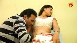 getlinkyoutube.com-artist surekha romance with  make up man in star hero shooting