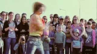 getlinkyoutube.com-Кыргызы vs Татары в Казани лето 2012 уличные танцы