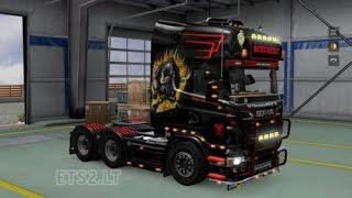 getlinkyoutube.com-Scania Schubert V4.5 Mod [Ets 2 Version 1.13]