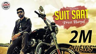 Preet Harpal | Suit Saat | PTC Star Night | Latest Punjabi Songs