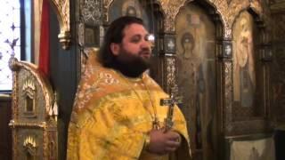 Проповедь в Неделю 33-ю по Пятидесятнице, о Закхее