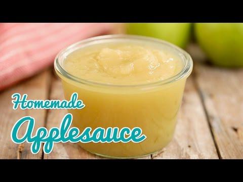 How to Make Homemade Applesauce - Gemma's Bold Baking Basics Ep 28