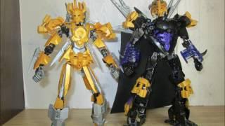 getlinkyoutube.com-Bionicle Gen 2 Makuta MOC Updated & Other MOCS