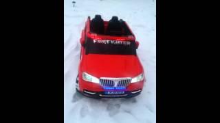 getlinkyoutube.com-Sportrax BMW Baja 4x4 custom built fire truck