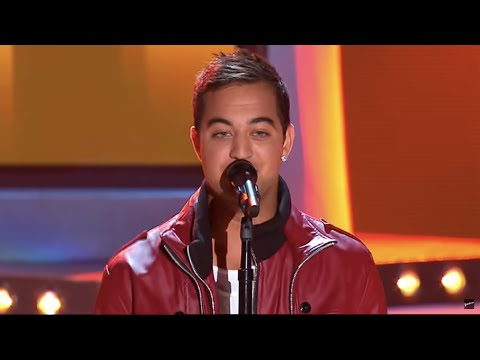 The Voice Australia: Chris Sebastian sings Halo