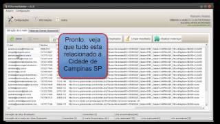 getlinkyoutube.com-Configurando e extraindo e-mails de Uma cidade escolhida a dedos.