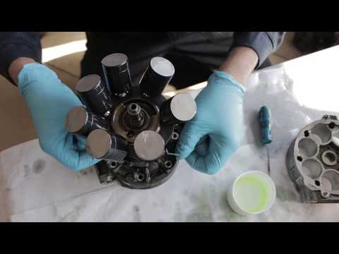 Ремонт компрессора Фольксваген.