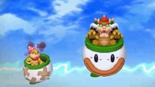 getlinkyoutube.com-Mario & Luigi: Paper Jam - All Bowser's Castle Quests