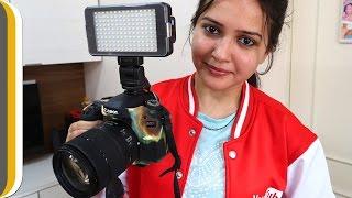getlinkyoutube.com-Best Lights for Youtube Videos !
