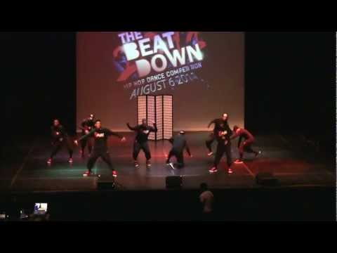 Kinjaz New Performance @ THE BEATDOWN 2011 feat. Mike Song, Tony Tran, Toy Box & More!