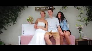 getlinkyoutube.com-Liebe Meines Lebens - Hochzeit Julia & Hannes | Emi Massmer - Emotions