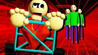 WHAT IS THIS GAME?! - Baldi's Basics in Education and Learning