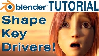 getlinkyoutube.com-Blender 2.78 Shape Key Driver Tutorial with Sintel   Facial Animation with Custom Bone Shapes