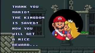 getlinkyoutube.com-Super Mario Bros Hack - Son of a Peach