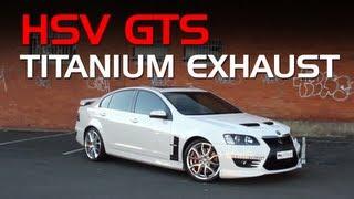 getlinkyoutube.com-HSV GTS with BTA Titanium Exhaust System