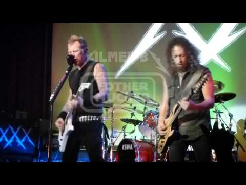 Metallica Wasting my hate LIVE San Francisco, USA 2011-12-07 1080p FULL HD