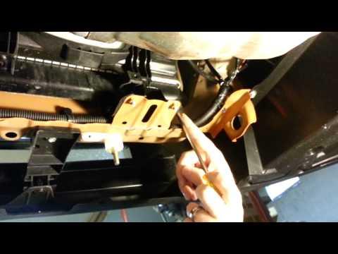 How to Guide: Subaru XV Crosstrek Block Heater Install