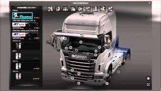 getlinkyoutube.com-【ETS2 MOD】mishima custom parts v3.0