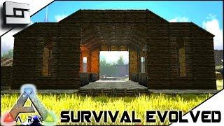 getlinkyoutube.com-ARK: Survival Evolved - NEW BASE BUILDING! S2E28 ( Gameplay )