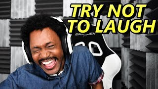 Try Not To Laugh Challenge.. TEARS FAM.. TEARS