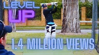 getlinkyoutube.com-M.B Batting Practice at the Nets   How to Play the Cover Drive, Cut Shot and Pull Shot
