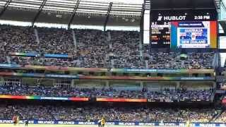 2015 ICC Cricket World Cup Final - Aus v NZ - Countdown width=