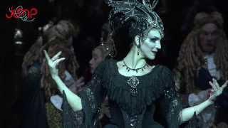 オランダ国立バレエ「眠れる森の美女」のマイムの画像