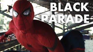 getlinkyoutube.com-SPIDER-MAN   The Black Parade