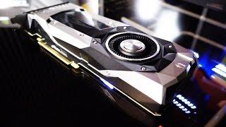 DIE SCHNELLSTE GRAFIKKARTE DER WELT   Nvidia Geforce GTX 1080 Ti