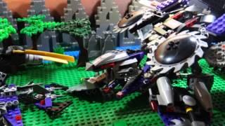 getlinkyoutube.com-LEGO NINJAGO BATTLE 3 RISE OF THE NINDROIDS