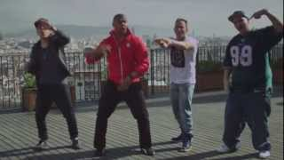 "getlinkyoutube.com-Henry Mendez, Charly Rodriguez, Cristian Deluxe & Dasoul ""Todos Los Latinos"" (Official Video)"
