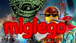 getlinkyoutube.com-The Lego Movie Trailer MLG EDITION!