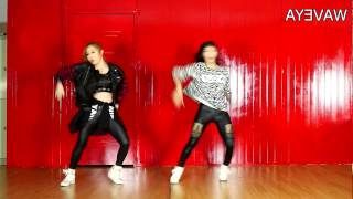 getlinkyoutube.com-WAVEYA   BIGBANG 뱅뱅뱅 BANG BANG BANG cover dance mirror