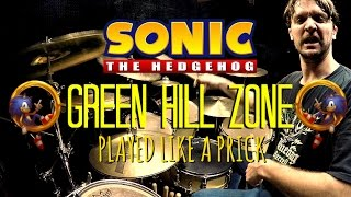getlinkyoutube.com-Sonic's GREEN HILL ZONE Played Like A Prick