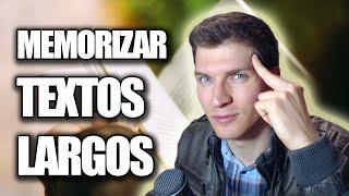 getlinkyoutube.com-Cómo Memorizar Textos Largos
