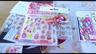Paquete de intercambio recibido de Kawaii Squishy Bunny / Alma Mendoza