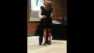 Mom/Son Dance with Tim... 12-21-14