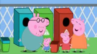 getlinkyoutube.com-Peppa Pig Full Episode recycling