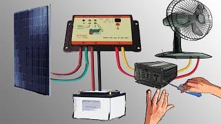getlinkyoutube.com-المكونات الاساسية لنظام الطاقة الشمسية في المنزل