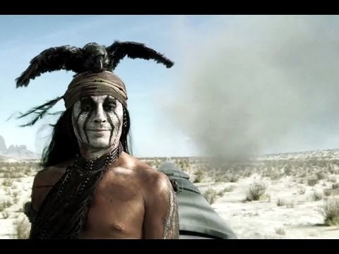 The Lone Ranger - Full Super Bowl Spot (HD)