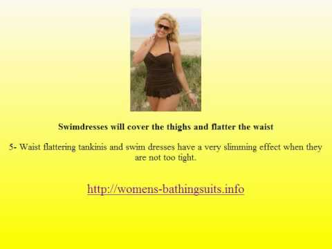 Plus Size Bathing Suits - 5 Slimming Swimsuit Tips