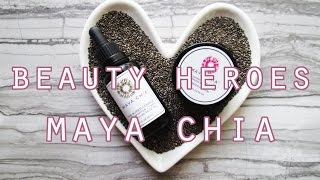 getlinkyoutube.com-Beauty Heroes January Box Featuring Maya Chia and Maya Chia Brand Overview! // Vegan, Cruelty Free!
