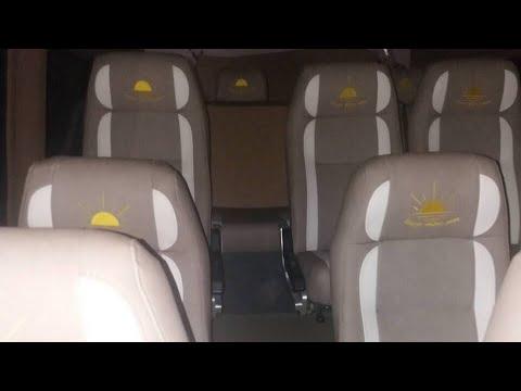 Переоборудование и Обшивка салона Mercedes Sprinter в Бердичеве за один день - ELITBUS