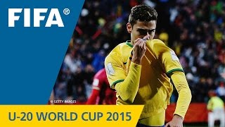 U-20 World Cup TOP 10 GOALS: Andreas Pereira (Brazil v. Serbia)
