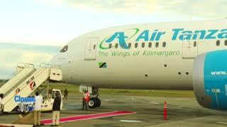 (Part 1) Captain Richard Aliyekuja na Ndege ya Aeleza Namna Alivyotoka Marekani hadi Kutua Tanzania width=