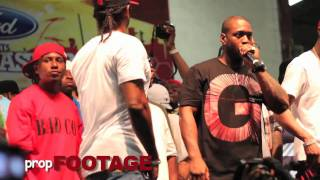 Jim jones & juelz santana - salute live