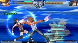 getlinkyoutube.com-Katekyoo Hitman Reborn! Battle Arena 2 - Spirits Burst ~ Story Mode Stage 1  ★Lets Play PSP