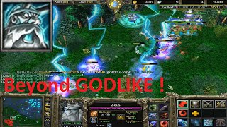 getlinkyoutube.com-DotA 6.83d - Zeus Beyond GODLIKE ! #2 (A lot of kills)