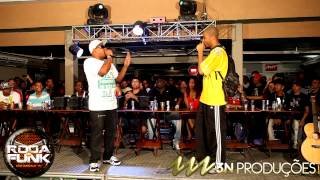 Mazinho X Didô :: O Confronto Final :: Video oficial Roda de Funk (HD)